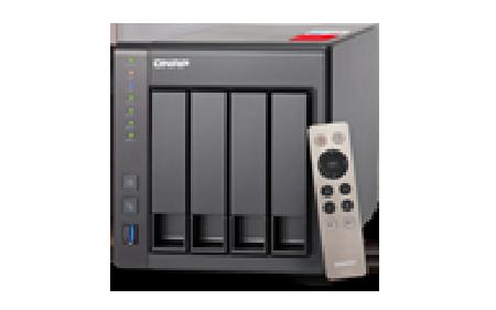 Embalagem TS-451+ Qnap storage 12TB 4 bay