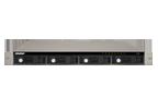 Embalagem 4 bay storage NAS 16TB TVS-471U-RP Qnap
