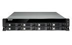 Embalagem TVS-871U-RP Qnap Storage Rack 8HDs NAS 48TB