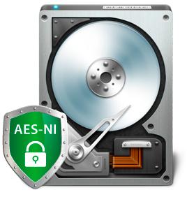 Opções de segurança abrangentes TS-1263U Qnap Storage 12 Discos NAS Rackmount 96TB