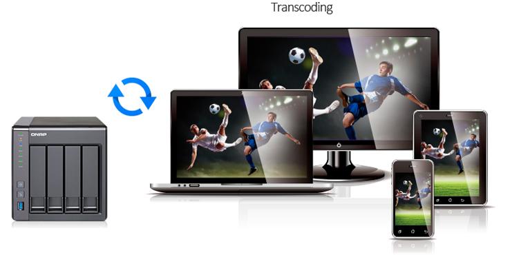 Transcodificação de vídeo Full HD