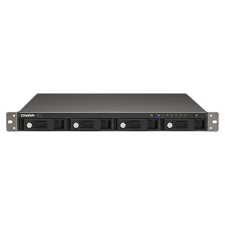 Storage 16TB rack para 4 discos TS-420U Qnap