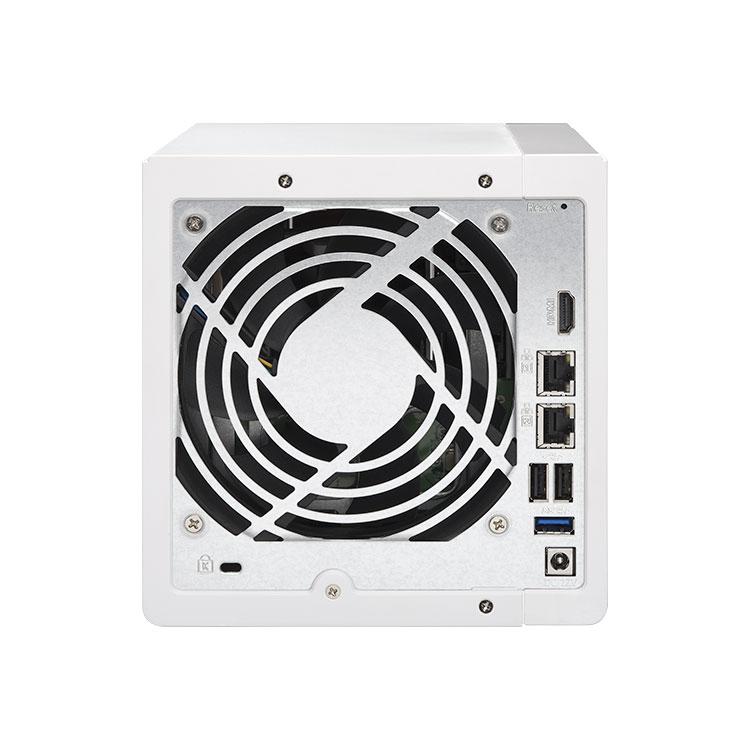 Storage 20TB - Storage NAS para 4 Discos 20TB TS-451 Qnap