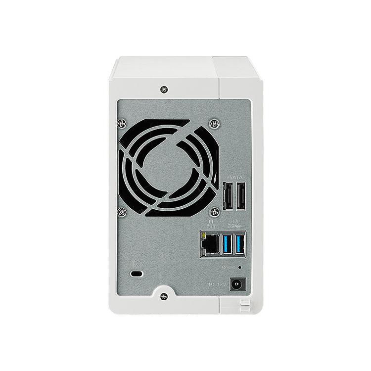 Storage NAS 4TB 2 Discos TS-220 Qnap