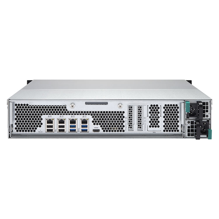 TS-EC1280U-RP Qnap - Storage NAS 12 baias 72TB