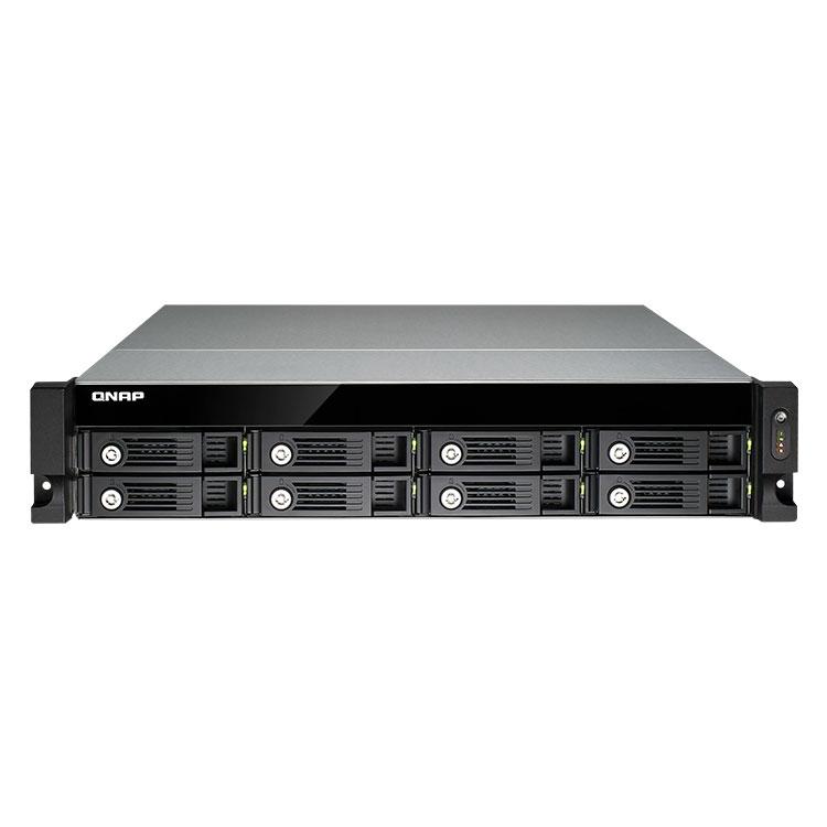 TVS-871U-RP QNAP Storage Rack 8HDs NAS 48TB