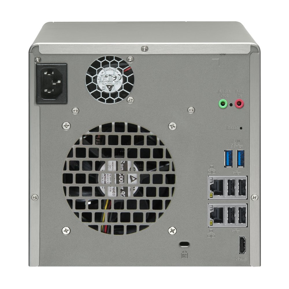 VIOSTOR VS-4108 PRO+ NVR PARA 4 HDS E 08 CAMERAS