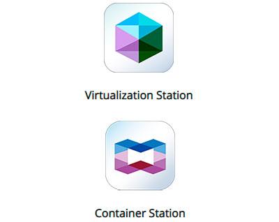 Hospedagem de máquinas virtuais e containers all-in-one