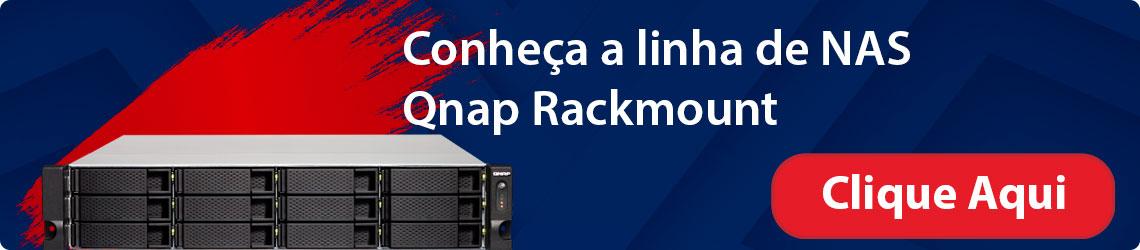 Conheça a linha de NAS Qnap Rackmount