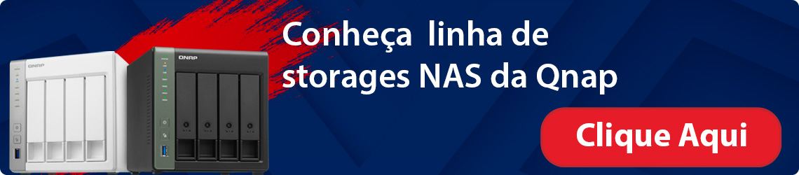 Conheça os storages NAS Qnap