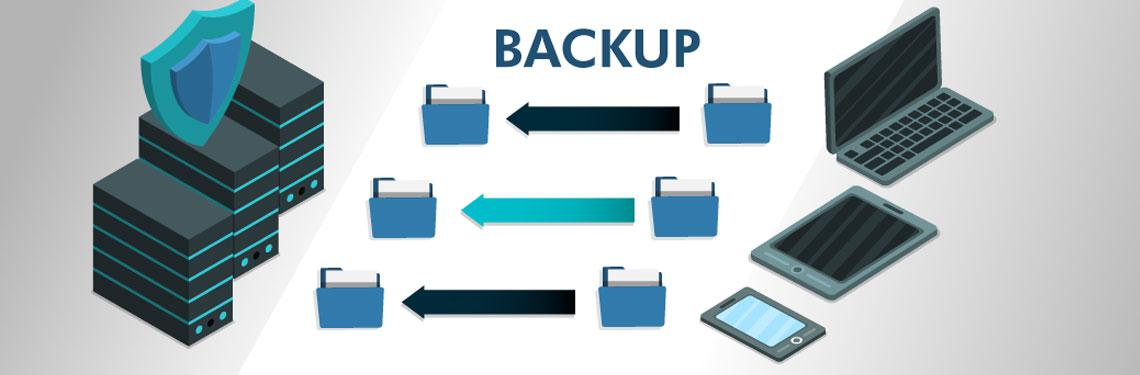 Por que é necessário fazer backup?