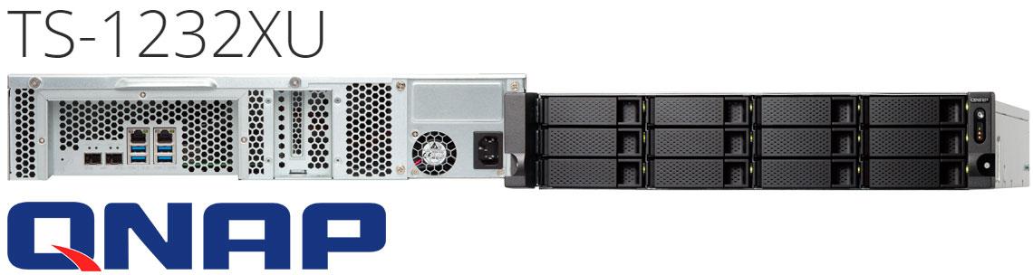 TS-1232XU, servidor Qnap para Backup