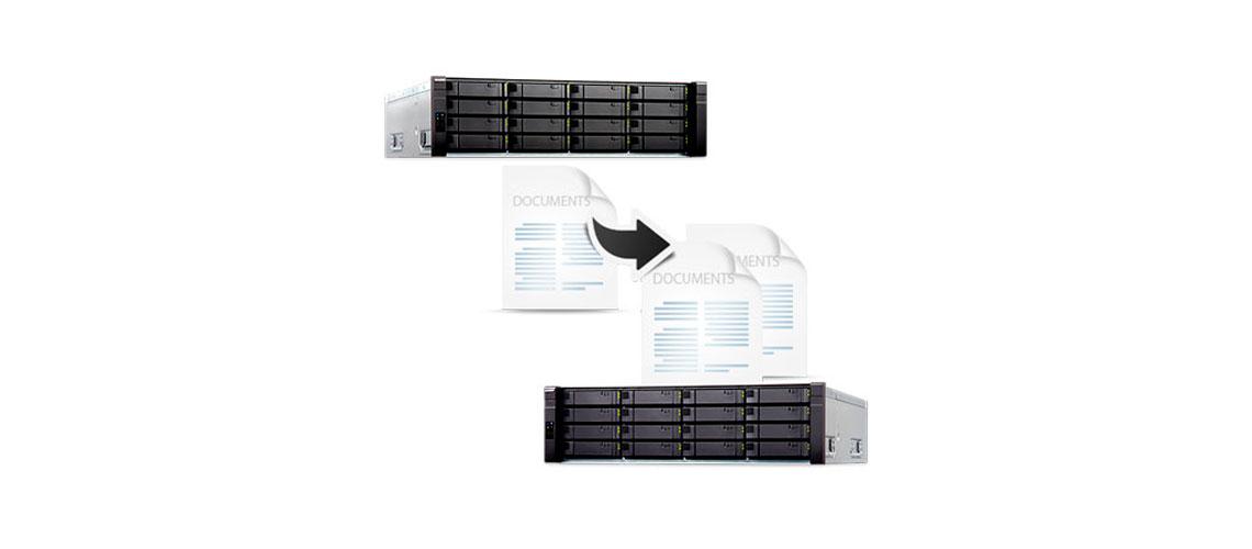 Solução Enterprise ZFS para backup