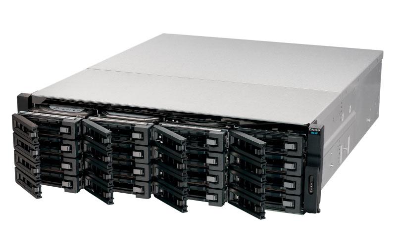 Qnap REXP-1620U-RP JBOD SAS 16 Baias Hot-Swappable