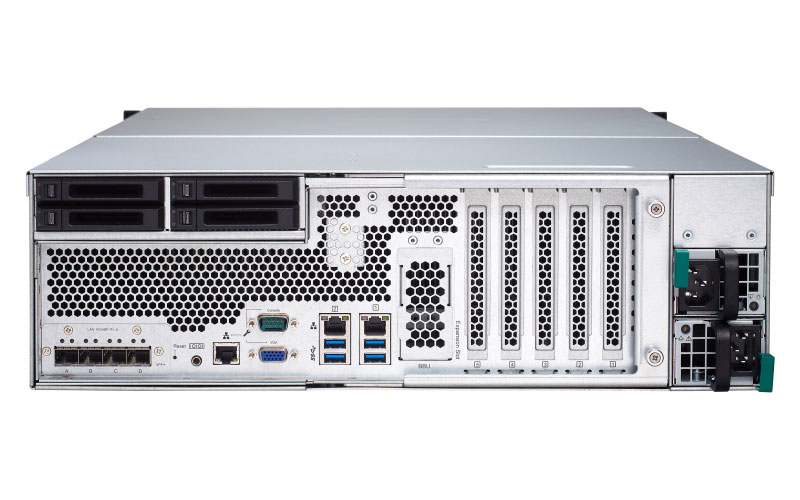 Qnap TDS-16489U Storage NAS 16 Baias