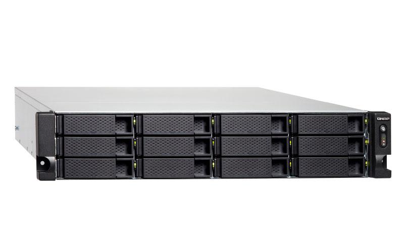 Qnap TS-1283XU-RP NAS Storage 12 Baias Hot-Swappable