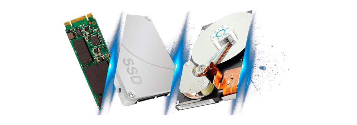 Cache SSD com otimização Qtier para aceleração contínua