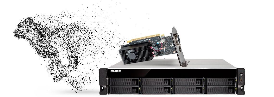 Placas gráficas para computação acelerada por GPU