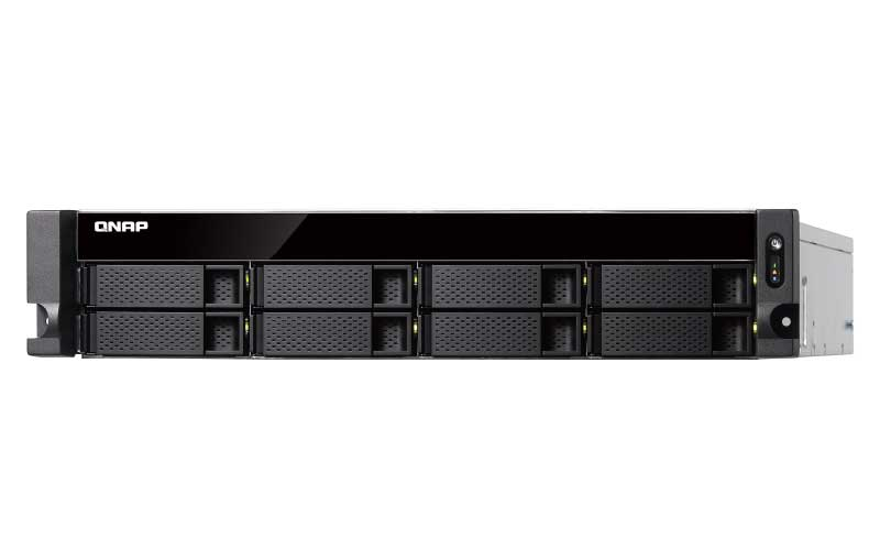 Qnap TS-877XU-RP - Storage 112TB 8 baias