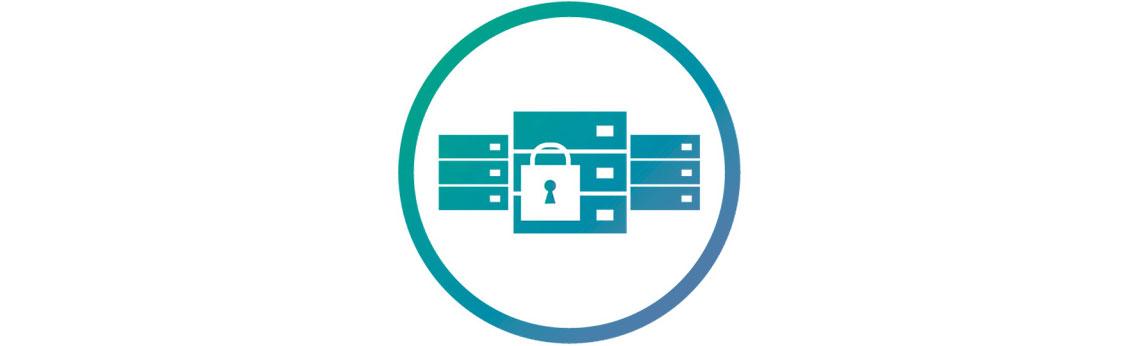 Opções de segurança no storage