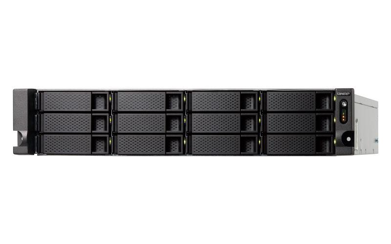 TS-1232XU-RP Qnap - Storage NAS 12 baias com RAID