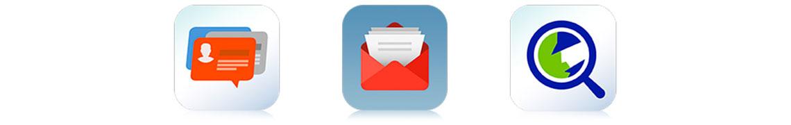 Melhore o fluxo de trabalho centralizando contatos e e-mails com QmailAgent