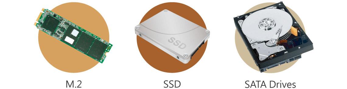 Otimização de armazenamento com Qtier e cache SSD