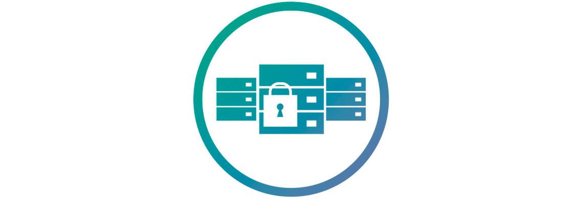 Segurança completa para proteção de dados