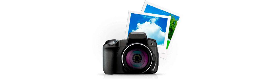 Storage para arquivar fotos