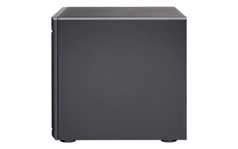 TS-1677X Storage NAS com 16 baias hot-swappable SATA