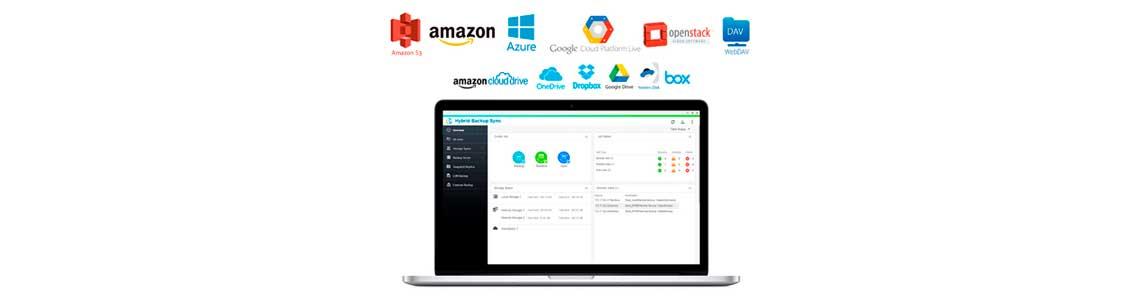 TS-228A, backup centralizado e sincronizado com serviços Cloud