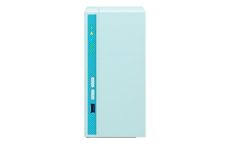 TS-230 Qnap - Storage NAS com 2 Baias SATA até 32GB Hot Swappable