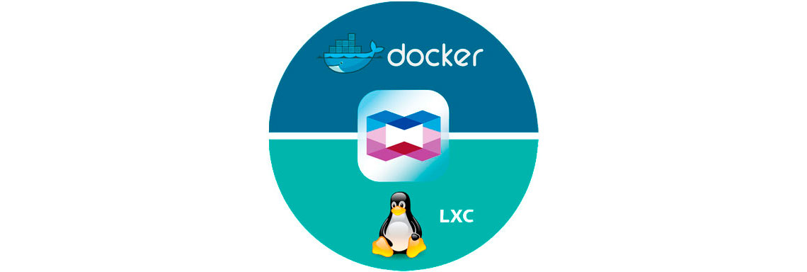 Container Station - LXC e Docker Containers