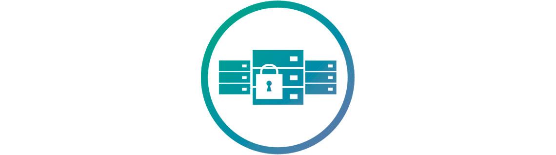 Solução segura para armazenamento de dados