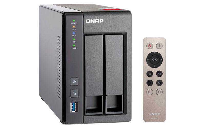 TS-251+ - Storage NAS Qnap 2 baias