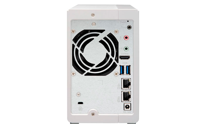 TS-251A - Storage NAS Qnap 4TB