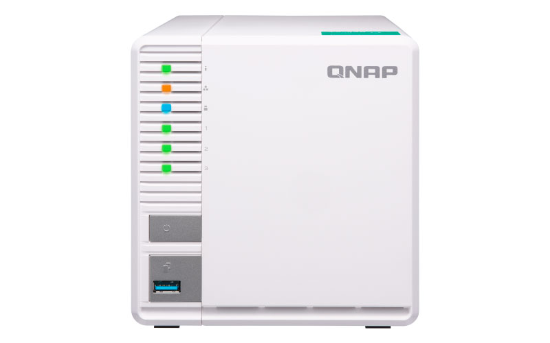 Qnap TS-328 - NAS 3 baias easy-swappable