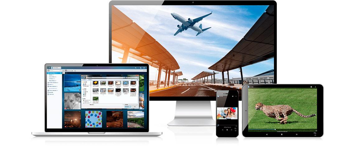 Solução multimídia e transcodificação de vídeo