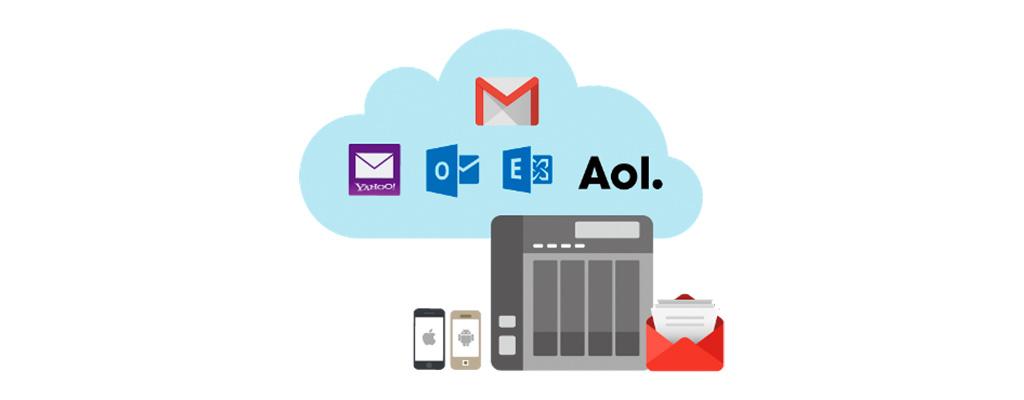 QmailAgent, gerenciamento de e-mails centralizados em nuvem privada