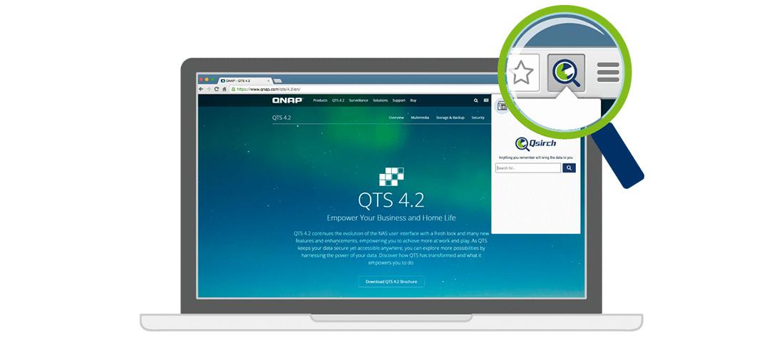 Pesquise arquivos de forma rápida e eficiente com Qsirch