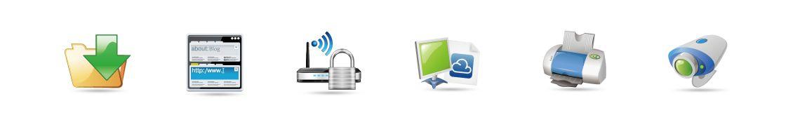 Storage NAS com recursos adicionais para todos os padrões de empresa