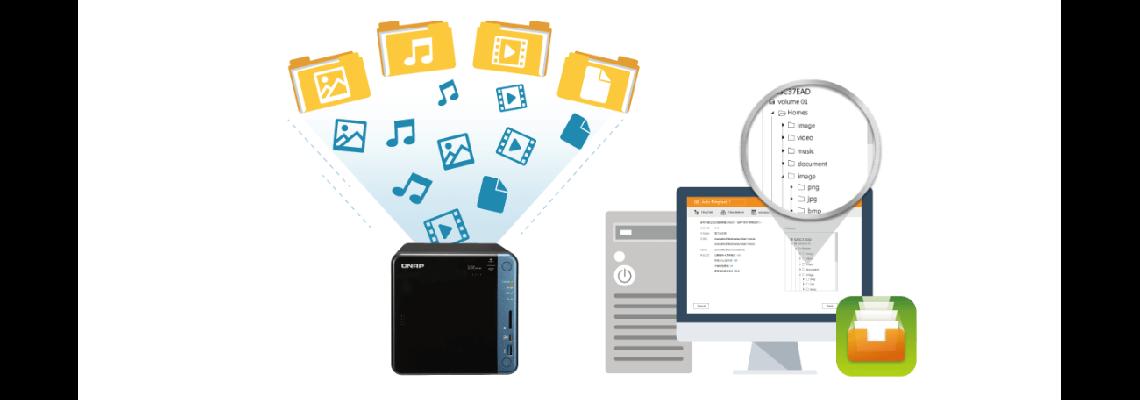 O Qfiling para organização de arquivos automatizada