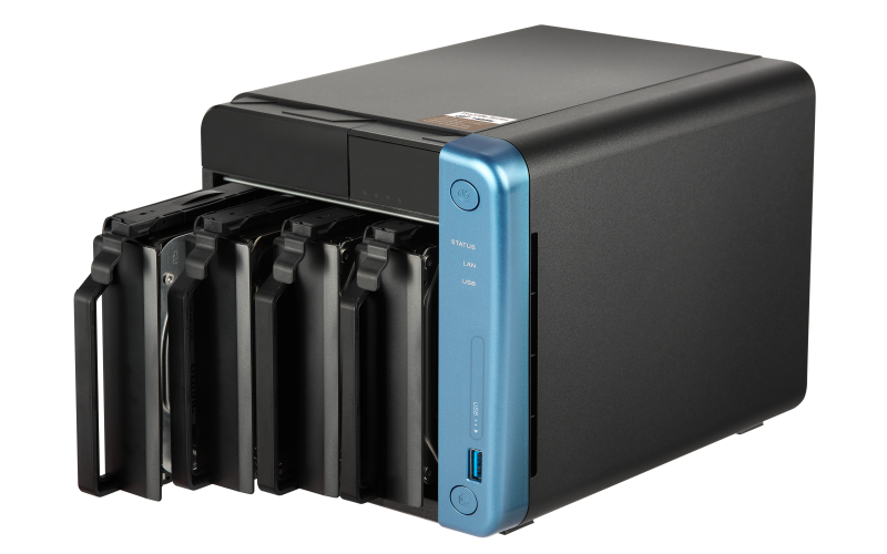 TS-453Be Qnap - Storage NAS 4 baias 48TB