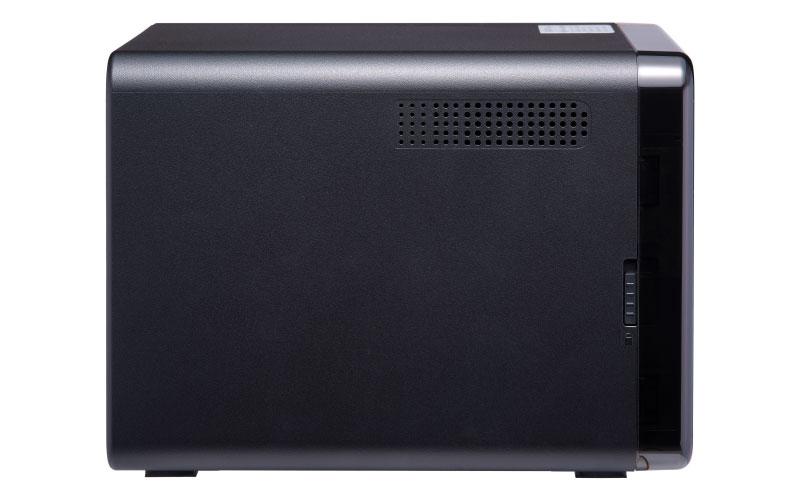 TS-453BT3 Qnap - Storage NAS 4 baias com Thunderbolt 3