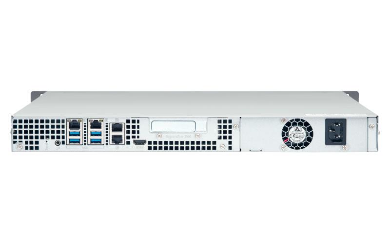 TS-453BU Qnap - Storage NAS 4 baias Rack até 48TB