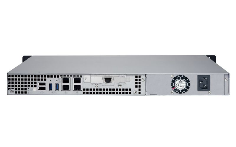 Qnap TS-463XU - Servidor NAS Rackmount 4 baias Quad Core