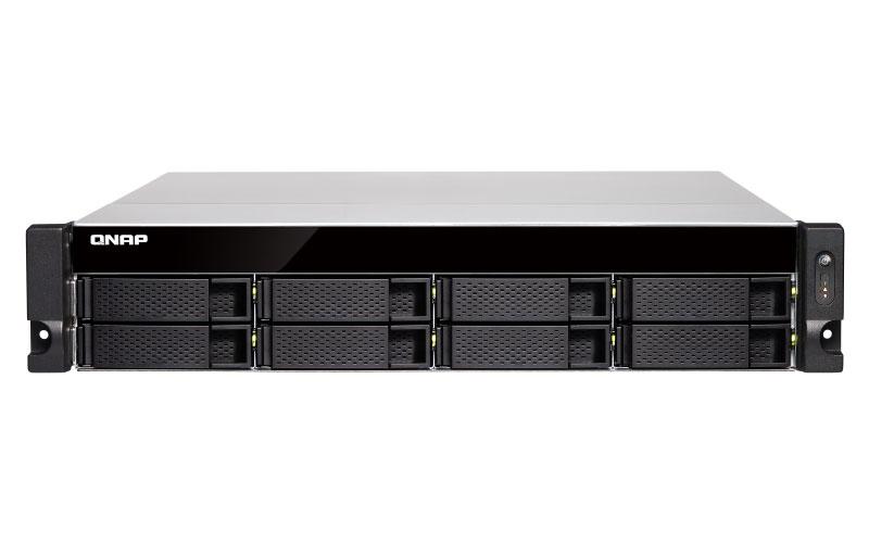 TS-883XU-RP Qnap - Server NAS 8 baias 112TB