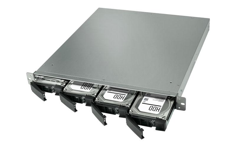 Qnap TS-977XU Storage Rackmount NAS 4 baias SATA 10G