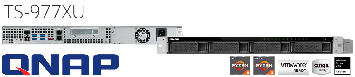 TS-977XU Qnap: servidor com 40TB de capacidade