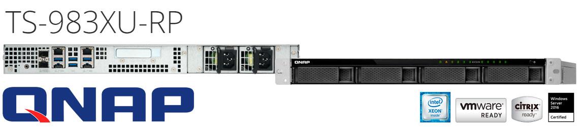 Qnap TS-983XU-RP: 48TB em um storage para empresas